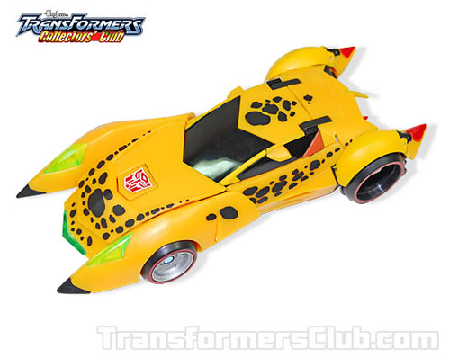 TT CHEETOR (vehicle mode)
