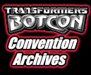 BotCon Archives!