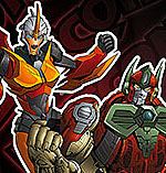 BotCon 2015 Legacy Set!
