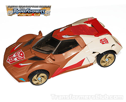 Chromedome (Alt mode)